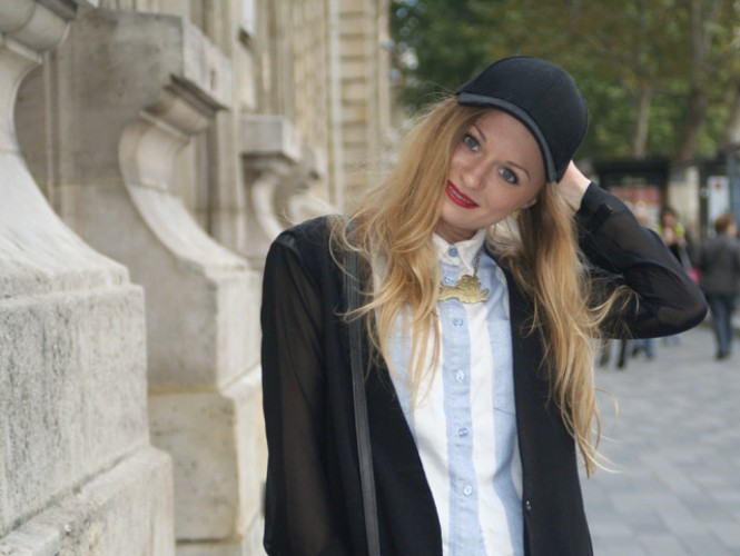 blog mode chloe and you casquette